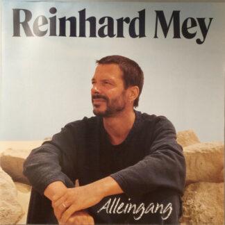 Reinhard Mey - Alleingang (LP, Album, Blu)
