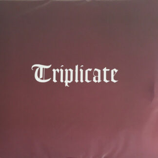 Bob Dylan - Triplicate (3xLP, Album)
