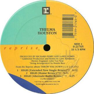 Thelma Houston - High (12