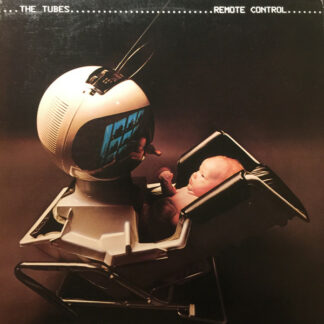 The Tubes - Remote Control (LP, Album, Mon)