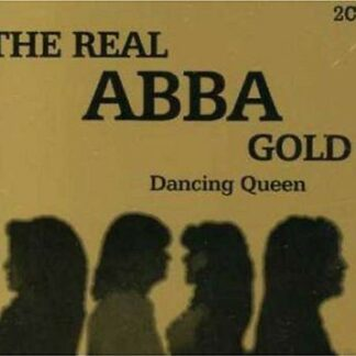 The Real Abba Gold - Dancing Queen (2xCD, Album)