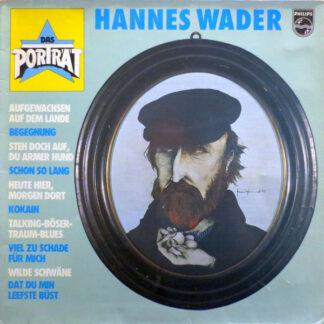 Hannes Wader - Das Portrait (LP, Comp)