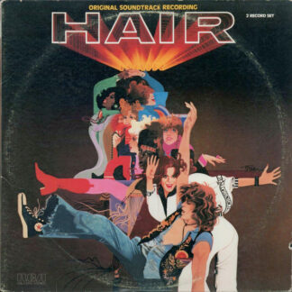 Galt MacDermot - Hair (Original Soundtrack Recording) (2xLP, Album)