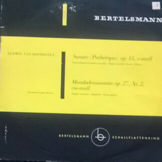 Beethoven*, Alexander Jenner - Beethoven Sonate Pathetique, Mondscheinsonate & Appassionata (10
