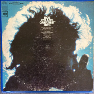 Bob Dylan - Bob Dylan's Greatest Hits (LP, Comp, San)