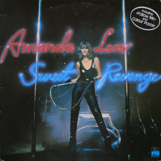 Amanda Lear - Sweet Revenge (LP, Album, P/Mixed, Gat)