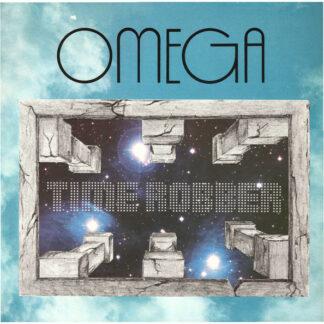 Omega (5) - Time Robber (LP, Album, RP)