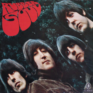 The Beatles - Rubber Soul (LP, Album, RE)