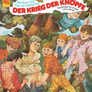 Louis Pergaud / Margarita Meister / Sylvia Anders - Der Krieg Der Knöpfe (LP)