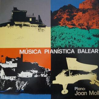 Joan Moll - Música Pianística Balear (LP, Album)