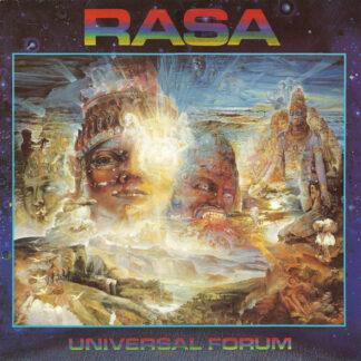 Rasa (4) - Universal Forum (LP, Album)