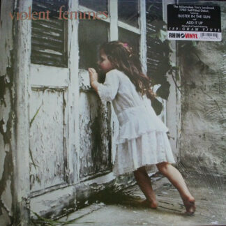 Violent Femmes - Violent Femmes (LP, Album, RE, RM, 180)