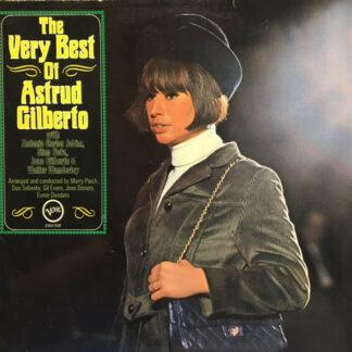 Astrud Gilberto - The Very Best Of Astrud Gilberto (LP, Comp)