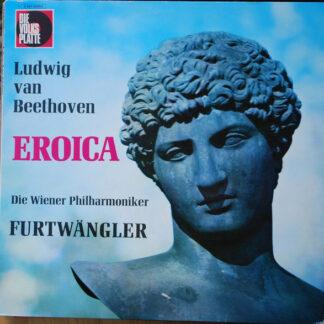 Ludwig van Beethoven, Die Wiener Philharmoniker*, Furtwängler* - Eroica (LP)