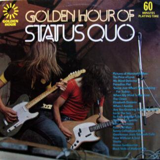 Status Quo - Golden Hour Of Status Quo (LP, Comp)