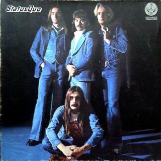 Status Quo - Blue For You (LP, Album, Gat)