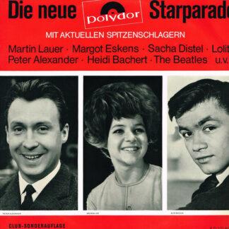 Various - Die Neue Polydor-Starparade (LP, Comp, Clu)
