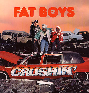 Fat Boys - Crushin' (LP, Album)