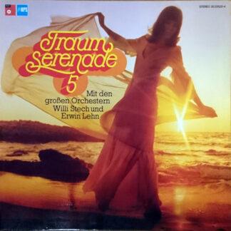 Das Große Orchester Willi Stech*, Erwin Lehn Mit Großem Rundfunkorchester* - Traumserenade 5 (LP, Album)