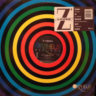 "Z'Looke - Can U Read My Lips (12"")"