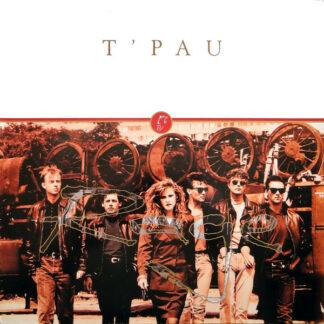 T'Pau - Rage (LP, Album)