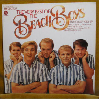 The Beach Boys - The Very Best Of The Beach Boys (Anthology 1963-69) (2xLP, Comp, RE, Duo)