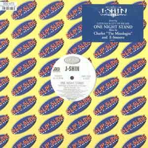 "J-Shin Featuring LaTocha Scott - One Night Stand (12"", Promo)"