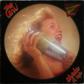 The Cars - Shake It Up (LP, Album, RE)