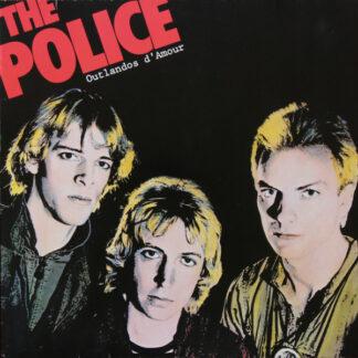 The Police - Outlandos D'Amour (LP, Album, RE, RP)