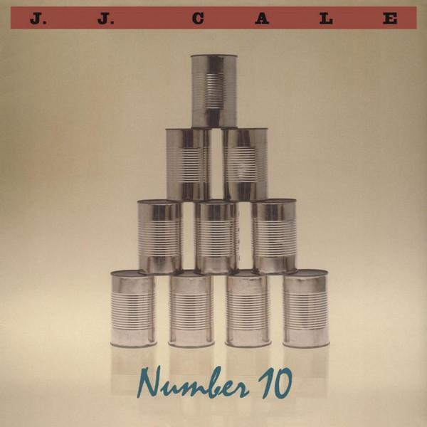 J.J. Cale – Number 10 (LP, Album, RE)
