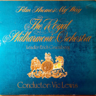 Vic Lewis Conducts The Royal Philharmonic Orchestra - Film Themes - My Way (LP, Album)