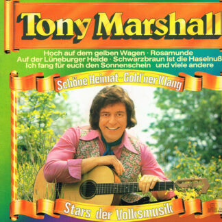 Tony Marshall - Schöne Heimat - Gold'ner Klang (LP, Comp, Club)