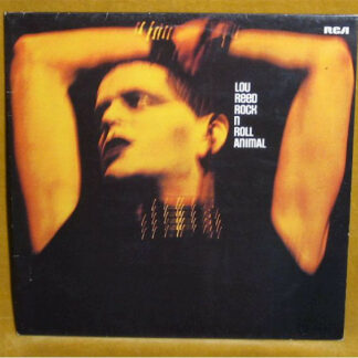 Lou Reed - Rock N Roll Animal (LP, Album, RE)