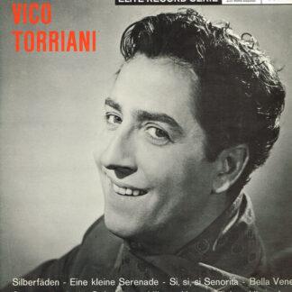 Vico Torriani Und Das Orchester Cedric Dumont* - Vico Torriani (LP)