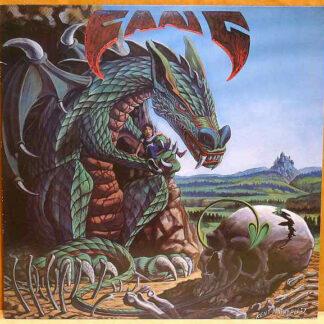 Fang (2) - A Mi Ga Sfafas? (LP, Album, Gre)