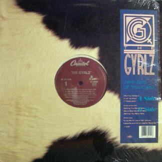 The Gyrlz - Jam Jam (If You Can) (12