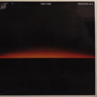Deuter - Haleakala (LP, Album, RE)