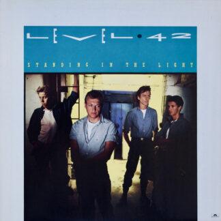 Level 42 - Standing In The Light (LP, Album)