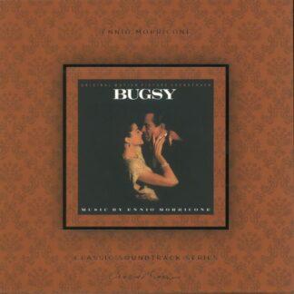 Ennio Morricone - Bugsy (LP, Album, Dlx, Ltd, Num, RE, Tra)