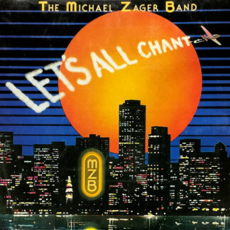 The Michael Zager Band - Let's All Chant (LP, Album)