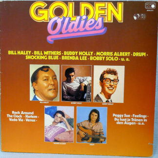Various - Golden Oldies (LP, Comp, Smplr)