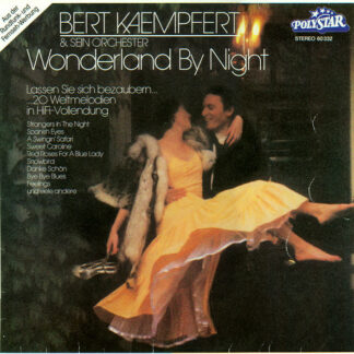 Bert Kaempfert & Sein Orchester* - Wonderland By Night (LP, Comp)