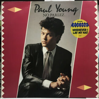 Paul Young - No Parlez (LP, Album, Sun)