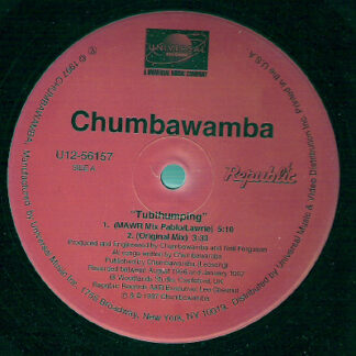 Chumbawamba - Tubthumping (12