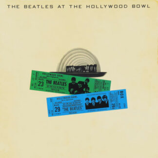 The Beatles - The Beatles At The Hollywood Bowl (LP, Album)