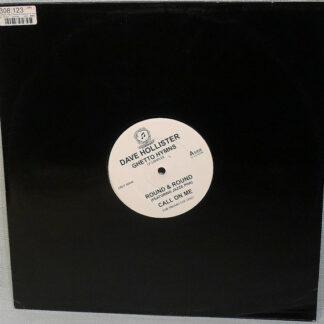 Dave Hollister - Ghetto Hymns LP Sampler (LP, Promo)