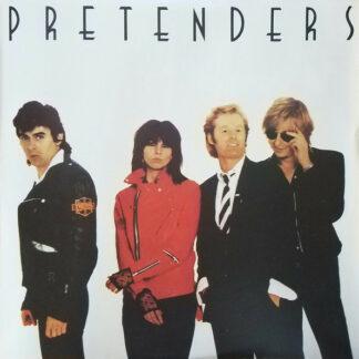 Pretenders* - Pretenders (LP, Album)