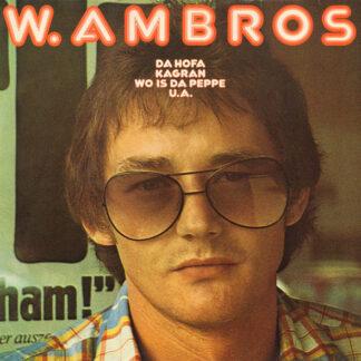 W. Ambros* - W. Ambros (LP, Album, Comp, RE)
