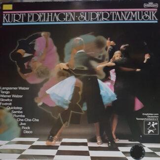 Kurt Edelhagen - Super Tanzmusk (LP, Album, Mono)