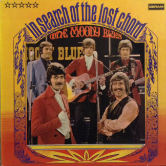 The Moody Blues - In Search Of The Lost Chord (LP, Album)
